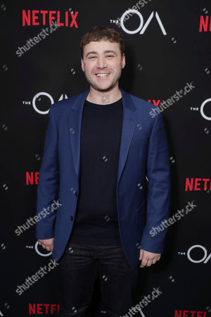 Emory Cohen seen at Netflix original series 'The AO' Special Screening on in Los Angeles, CA