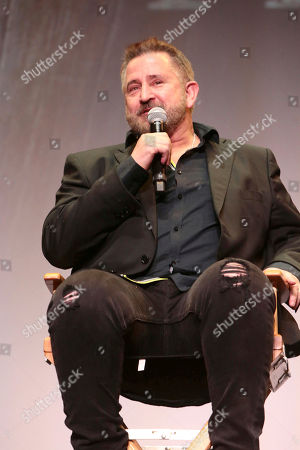 """Anthony LaPaglia seen at New Line Cinema """"Annabelle: Creation"""" Special Advance Screening at the LA Film Festival at Ace Hotel Downtown Los Angeles, in Los Angeles"""