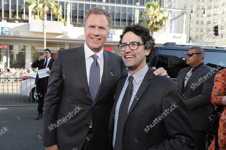 "Producer/Actor Will Ferrell and Director/Writer/Producer Andrew Jay Cohen seen at New Line Cinema Presents ""The House"" Los Angeles Premiere at TCL Chinese Theatre, in Hollywood, CA"