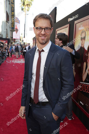 "Sean Kleier seen at New Line Cinema Presents ""The House"" Los Angeles Premiere at TCL Chinese Theatre, in Hollywood, CA"
