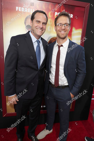 "Andy Buckley and Sean Kleier seen at New Line Cinema Presents ""The House"" Los Angeles Premiere at TCL Chinese Theatre, in Hollywood, CA"