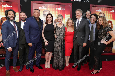 "Editorial picture of New Line Cinema Presents ""The House"" Los Angeles Premiere, Hollywood, USA - 26 Jun 2017"