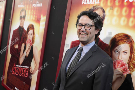 """Editorial photo of New Line Cinema Presents """"The House"""" Los Angeles Premiere, Hollywood, USA - 26 Jun 2017"""