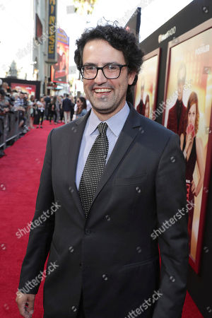 """Director/Writer/Producer Andrew Jay Cohen seen at New Line Cinema Presents """"The House"""" Los Angeles Premiere at TCL Chinese Theatre, in Hollywood, CA"""