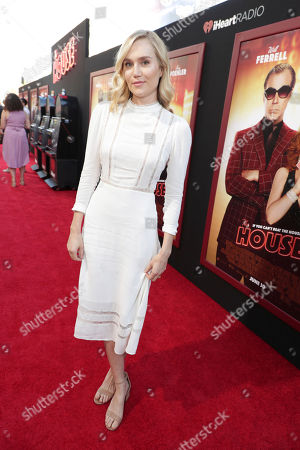 """Nora Kirkpatrick seen at New Line Cinema Presents """"The House"""" Los Angeles Premiere at TCL Chinese Theatre, in Hollywood, CA"""