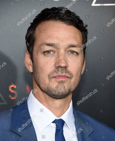 "Director Rupert Sanders attends the premiere of ""Ghost in the Shell"" at AMC Loews Lincoln Square, in New York"