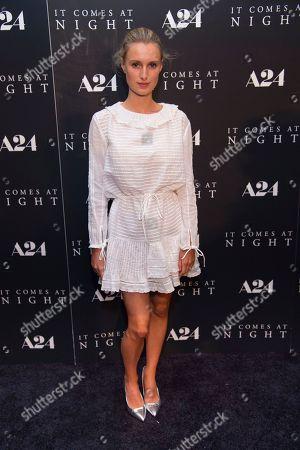 "Editorial photo of NY Premiere of ""It Comes at Night"", New York, USA - 5 Jun 2017"