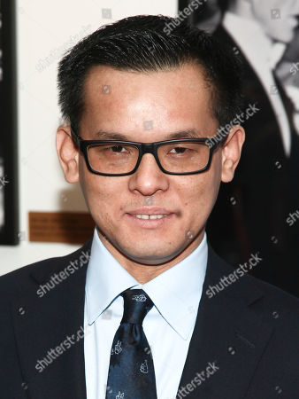 """Stock Photo of Jay Oliva attends the premiere of """"Justice League Dark"""" at The Director's Guild of America, in New York"""