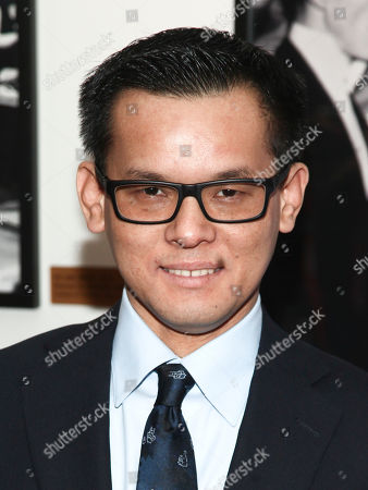 """Jay Oliva attends the premiere of """"Justice League Dark"""" at The Director's Guild of America, in New York"""
