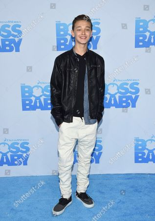 """Editorial photo of NY Premiere of """"The Boss Baby"""", New York, USA - 20 Mar 2017"""