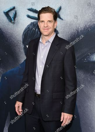 """Writer Dylan Kussman attends a special screening of """"The Mummy"""" at AMC Loews Lincoln Square, in New York"""