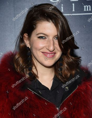 """Tara Summers attends the premiere of """"Their Finest"""" at the SVA Theatre, in New York"""