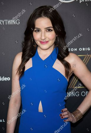 """Natalie Knepp attends the premiere of Amazon's new series """"Z: The Beginning of Everything"""" at the SVA Theatre, in New York"""