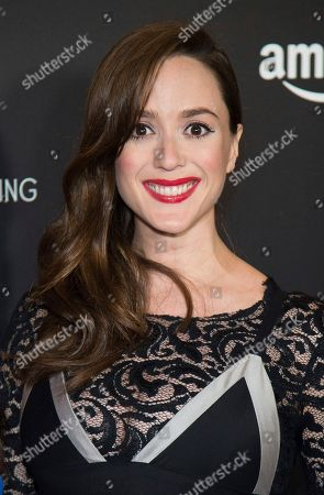 """Christina Bennett Lind attends the premiere of Amazon's new series """"Z: The Beginning of Everything"""" at the SVA Theatre, in New York"""