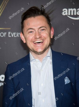"""Joel Brady attends the premiere of Amazon's new series """"Z: The Beginning of Everything"""" at the SVA Theatre, in New York"""