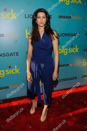 "Reshma Shetty attends the premiere of Amazon Studios' ""The Big Sick"" at Landmark Sunshine Cinema, in New York"