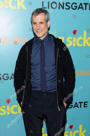 "Barry Mendel attends the premiere of Amazon Studios' ""The Big Sick"" at Landmark Sunshine Cinema, in New York"