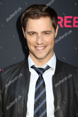 """Sam Page attends the premiere screening of Freeform's Original Series, """"The Bold Type"""", at The Roxy Hotel, in New York"""
