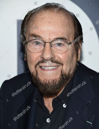"""James Lipton attends the premiere of HBO's """"Girls"""" sixth and final season at Alice Tully Hall, in New York"""