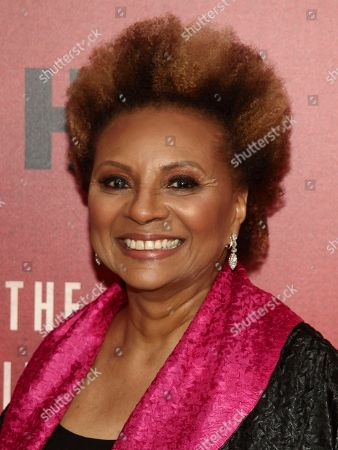 """Leslie Uggams attends the premiere of HBO Films' """"The Immortal Life of Henrietta Lacks"""" at the SVA Theatre, in New York"""