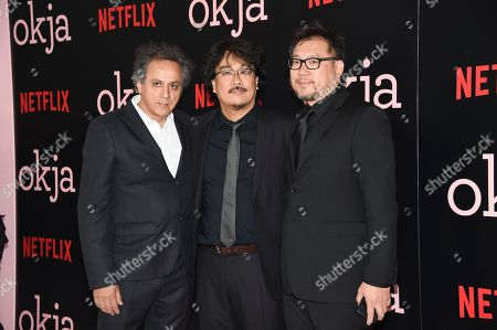 "Editorial picture of NY Premiere of Netflix's ""Okja"", New York, USA - 8 Jun 2017"