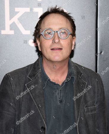 "Co-screenwriter Jon Ronson attends the premiere of Netflix's ""Okja"" at AMC Loews Lincoln Square, in New York"