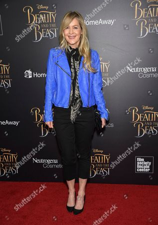 "Linda Larkin attend a special screening of Disney's ""Beauty and the Beast"" at Alice Tully Hall, in New York"