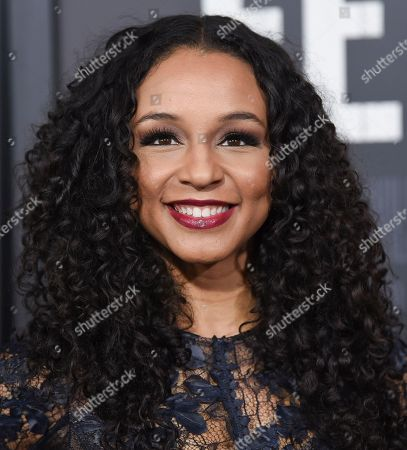 "Actress Carra Patterson attends a special screening of ""Fences"", at Rose Theater at Jazz at Lincoln Center's Frederick P. Rose Hall,, in New York"