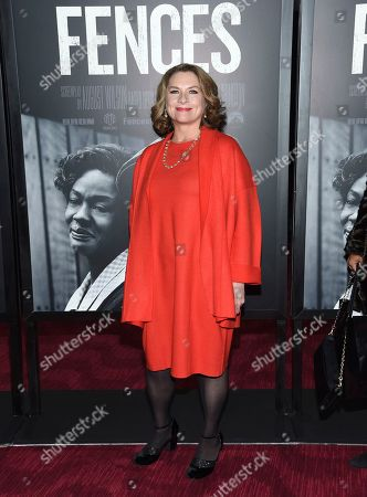 """Constanza Romero Wilson attends a special screening of """"Fences"""", at Rose Theater at Jazz at Lincoln Center's Frederick P. Rose Hall,, in New York"""