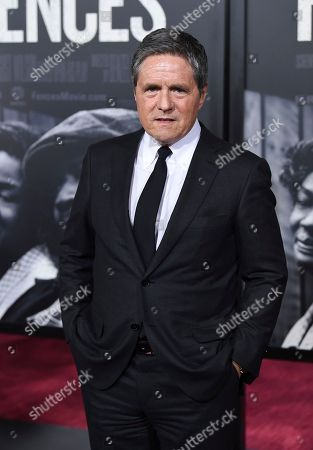 "Paramount CEO Brad Grey attends a special screening of ""Fences"", at Rose Theater at Jazz at Lincoln Center's Frederick P. Rose Hall,, in New York"