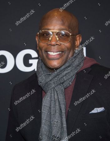 """James Moses Black attends a screening of """"Logan"""" at Jazz at Lincoln Center's Frederick P. Rose Hall,, in New York"""