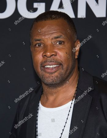 "Eriq La Salle attends a screening of ""Logan"" at Jazz at Lincoln Center's Frederick P. Rose Hall,, in New York"