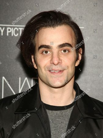 """Nicholas Jarecki attends a special screening of Sony Pictures Classics' """"Norman"""", hosted by The Cinema Society, at The Whitby Hotel, in New York"""