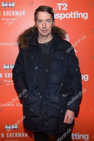 """Richard Phillips attends a special screening of """"T2 Trainspotting"""", hosted by TriStar Pictures, Film4 and The Cinema Society, at Landmark Sunshine Cinema, in New York"""