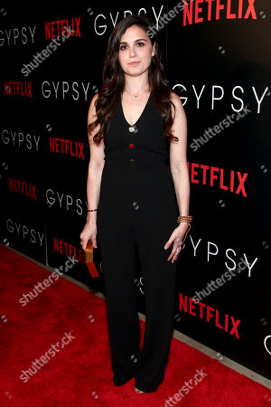 """Lisa Rubin attends a special screening of Netflix's """"Gypsy"""" at Public, in New York"""