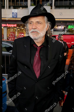 """Rade Serbedzija seen at Open Road Films US Premiere of """"The Promise"""" at TCL Chinese Theatre, in Los Angeles"""