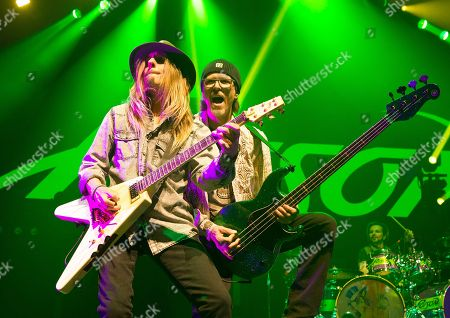 Editorial image of Poison In Concert - , Baltimore, USA - 14 Apr 2017
