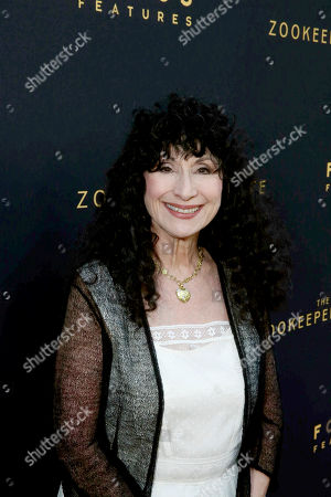 "Editorial picture of Premiere of Focus Features' ""The Zookeeper's Wife"", Los Angeles, USA - 27 Mar 2017"