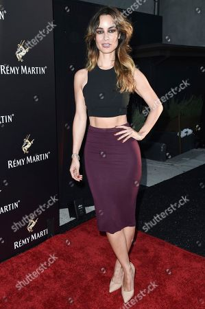 Editorial picture of Remy Martin Presents a Special Evening, West Hollywood, USA - 15 Jun 2017