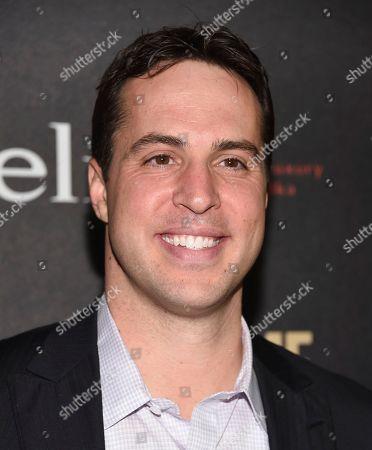 "Mark Teixeira attends Showtime's ""Billions"" Season 2 premiere at Cipriani, in New York"