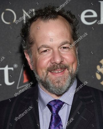 """David Costabile attends Showtime's """"Billions"""" Season 2 premiere at Cipriani, in New York"""