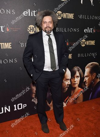 """Stock Photo of Malachi Weir attends Showtime's """"Billions"""" Season 2 premiere at Cipriani, in New York"""