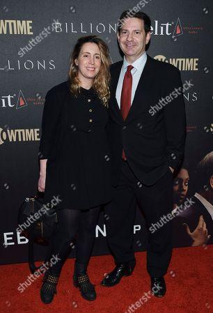"Editorial image of Showtime's ""Billions"" Season 2 Premiere, New York, USA - 13 Feb 2017"