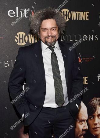 "Editorial picture of Showtime's ""Billions"" Season 2 Premiere, New York, USA - 13 Feb 2017"