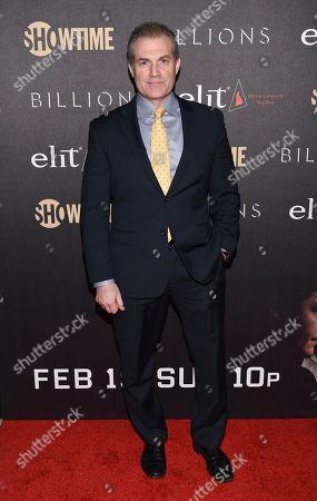 "Editorial photo of Showtime's ""Billions"" Season 2 Premiere, New York, USA - 13 Feb 2017"