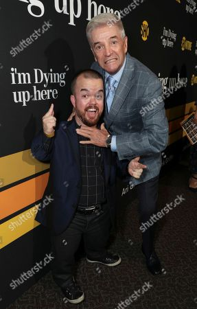 """Editorial picture of Showtime's """"I'm Dying Up Here"""" Premiere, Los Angeles, USA - 31 May 2017"""