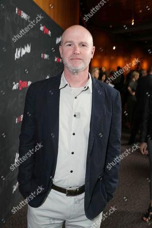 "Executive Producer David Hollander seen at Showtime's ""Ray Donovan"" Season 4 FYC Event at DGA, in Los Angeles"