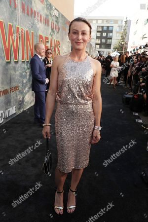 Editorial image of Showtime's TWIN PEAKS Premiere, Los Angeles, USA - 19 May 2017