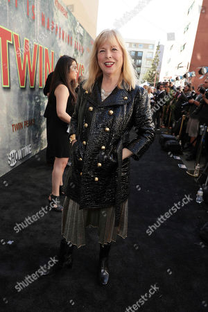 Candy Clark pictured at Showtime's TWIN PEAKS premiere on in Los Angeles