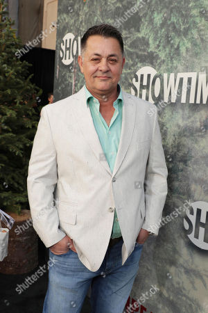 Stock Image of Johnny Chavez pictured at Showtime's TWIN PEAKS premiere on in Los Angeles